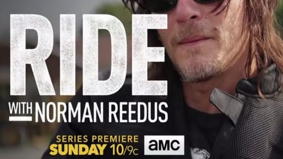 Will you travel down the open road with Norman Reedus in his upcoming AMC series?
