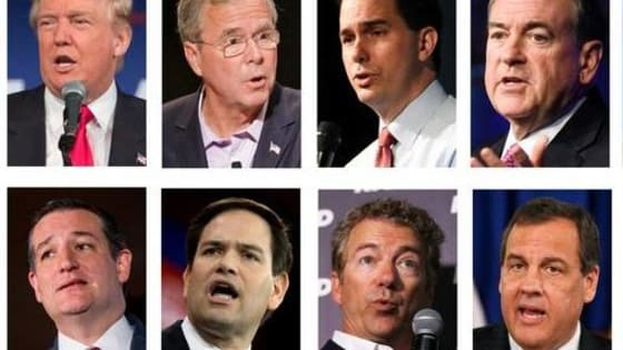 The GOP field is full of passionate (and controversial) candidates for President! Which one of the Republican candidates for president are you most like? Rand Paul or Donald Trump? Maybe Ted Cruz? Let's find out!