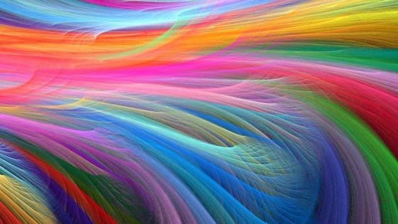 Let's find out what colour you are vibrating and what that reveals about your true self.