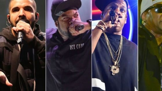 Which legendary MC are you most like?
