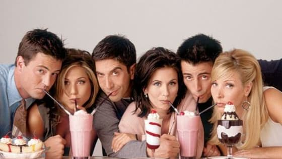 """See how well you know the characters of the 90s sitcom show """"F.R.I.E.N.D.S"""""""
