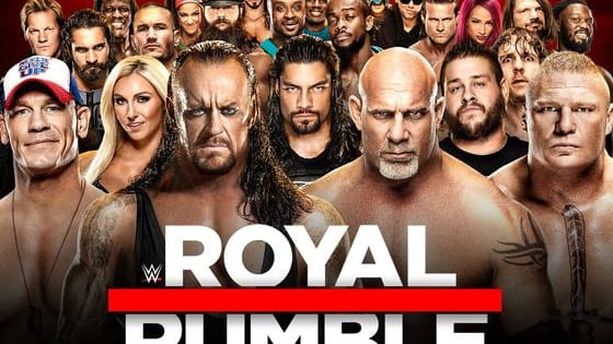 Who will win the Royal Rumble Match?