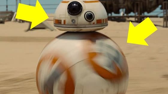 Are you more C-3PO or R2D2? Or maybe you're the newcomer BB-8? Find out now!