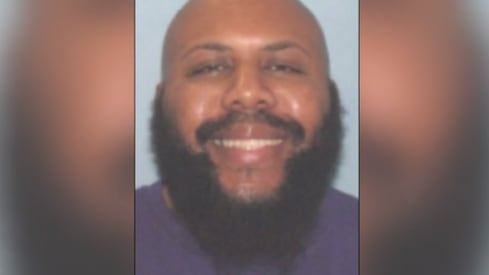 Steve Stephens is 37, 6'1 and 240lbs. He is described as armed and very dangerous. Have you seen this man?