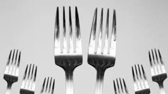Atypical utensils