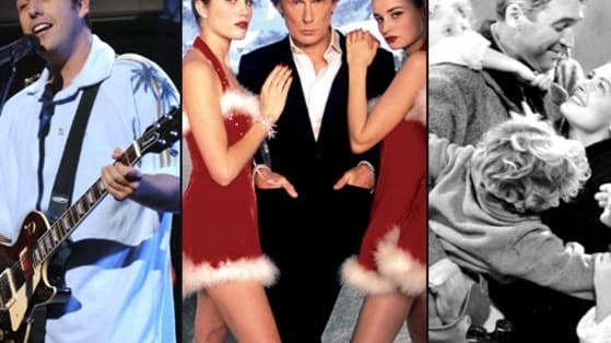'Tis the season to hunker down with Christmas and Hanukkah classics. We've made our list and checked it twice — now it's up to you to vote for your absolute holiday favorite on EW.com.