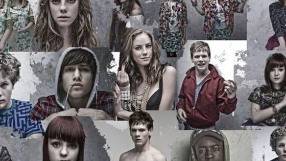 Skins UK Season 3-4