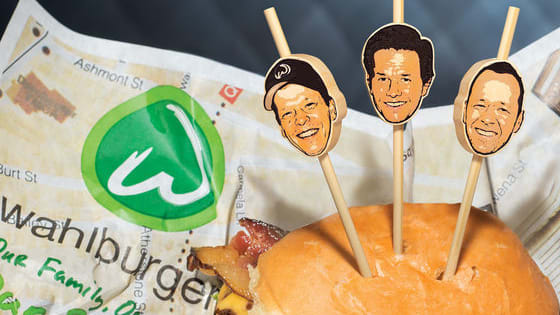 Whether or not you've been lucky enough to sink your teeth into a Wahlburger (and we're not referring to a Wahlberg brother's buttock here, although…) you'll have heard about the burger joint that's taking America by storm.  With signature patties and a down-home feel, each burger is different – but which one are YOU? Grab some onion rings. It's time to find out…