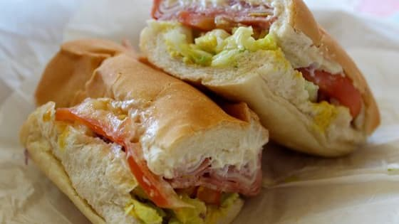 We have no shortage of places to pick up a great sandwich in San Pedro.  Call it a sub or a torpedo, we just call it delicious.  These are our top 3 sandwiches in town, let us know your favorite.