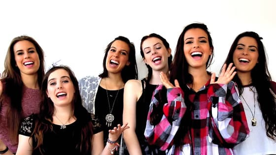 Which member of Cimorelli should be your bestie for life? Take this quiz to find out!