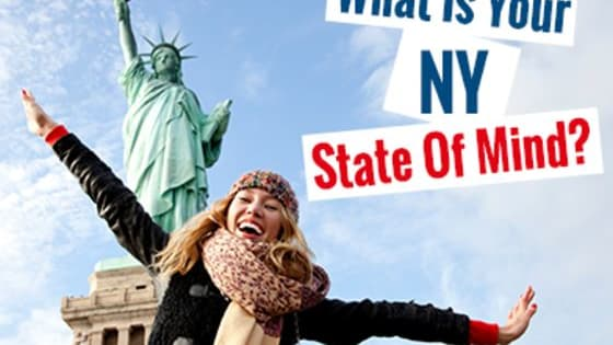 With the right state of mind, your dreams can come true in a New York minute!