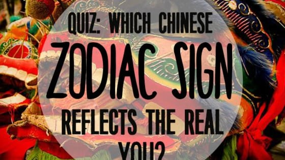Chinese New Year is a huge festival that is celebrated in multiple countries by over one fifth of the world's population. The year of the dog, the rat, the snake and the other 9 signs come with their own unique style, but which one suits you best?