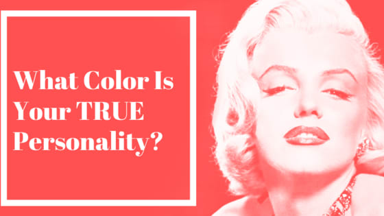 "According to Dr. Carol Ritberger — a world-famous behavioral psychologist and author — there are are 4 distinct personality types in the world: Red, Orange, Yellow, and Green.   As seen on ""The Dr. Oz Show,"" this fun test determines which color YOU are. Find out your strengths, weaknesses, and physical health with this quick and easy quiz."