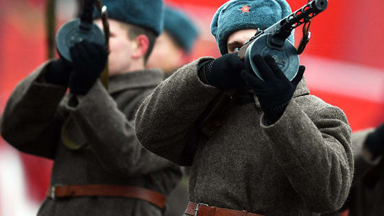 Test your knowledge of the weapons that changed the course of the bloodiest war in history