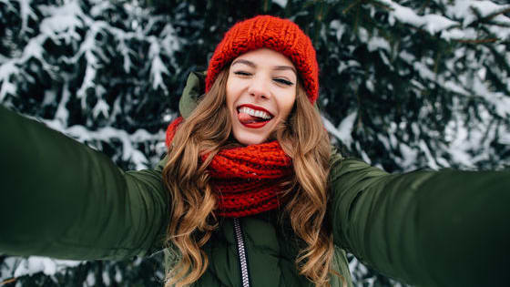 Winter isn't exactly your skin and hair's best friend. You don't have to hibernate until spring and can beat jack frost at his own game with these winter beauty hacks.
