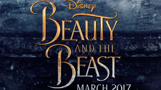 Disney's upcoming Beauty and the Beast film has just released their first theatrical poster! Be still my heart!