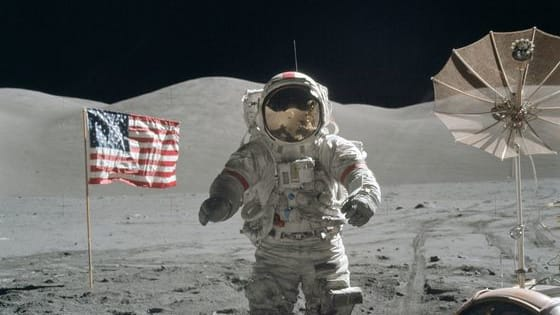 Cernan, who went to space three times, walked on the moon only once, but he went down in history as the last person to do so. He died surrounded by his beloved family. Here's how we remember Gene Cernan.