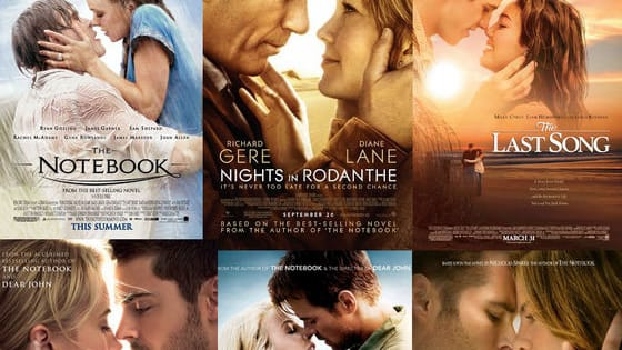 Test your Nicholas Sparks knowledge!