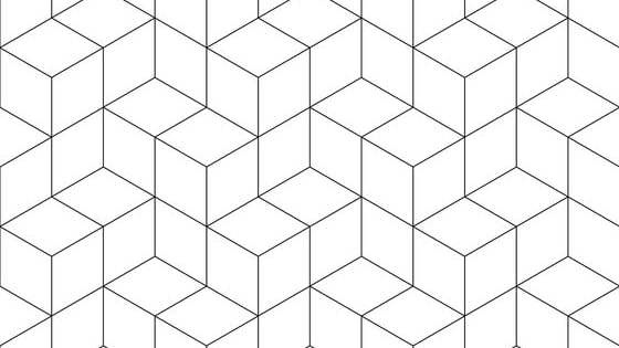 Cubes. Rhombuses. Pah! They're child's play compared to these tricky geometric designs. Can you guess them all?