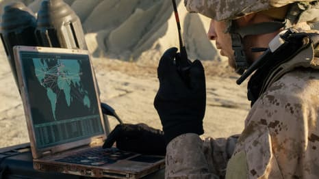 AI and autonomous vehicles aren't simply a civilian technology milestone, but a military one. The U.S. military is working to make autonomous defense the first line of defense on the battlefield.