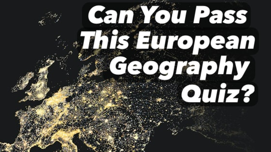 How well do you know Europe?!