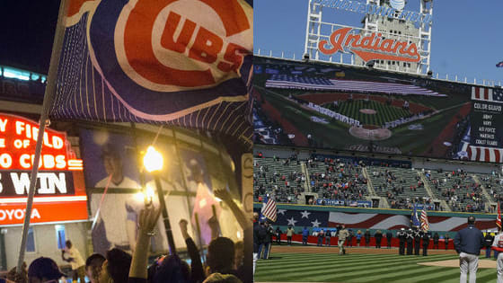Cleveland Indians or Chicago Cubs? Game Seven is tonight and you need to find a rooting interest