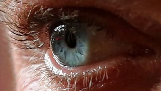Which politicians' eyes are these?
