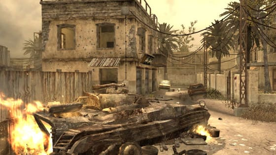 17 pictures from 17 CoD maps. Can you name them all?