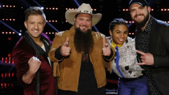 Will Billy Gilman, Josh Gallagher, Wé McDonald Or Sundance Head Win Season 11 of 'The Voice'?