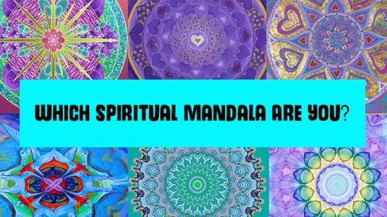 We all make choices in life but we sometimes don't realize the effect these choices have on our lives. You choices determine which mandala connects with your spirit! Find out now which mandala you most connect with!