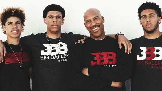 Are you more LaVar or Lonzo? Or maybe even Melo? Find out which member of basketball's first family you are!!