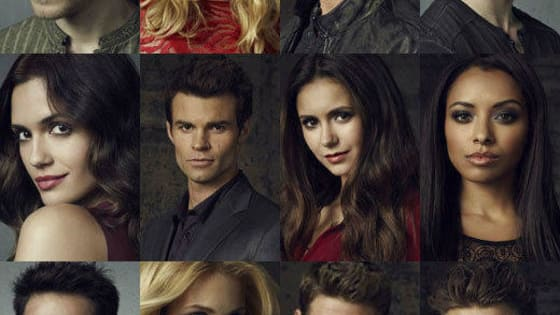 Only true Tvd fans can name all of these minor characters!