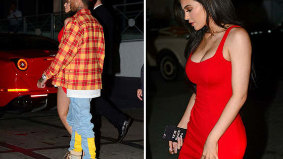 Kanye West's mental breakdown didn't stop Kylie Jenner and her rapping boyfriend Tyga from jetting off to Miami for some fun. The family crisis seems like it had no effect on the youngest member of the Keeping Up With The Kardashians clan.
