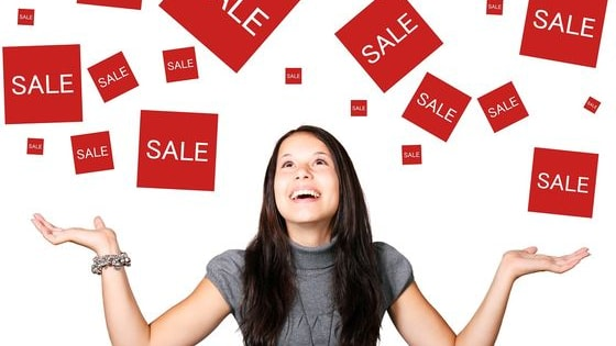 Get heart palpitations when you find boots on sale? Find out if your love of shopping is bordering on addiction.