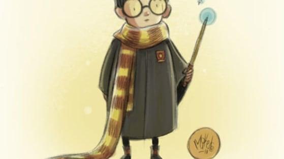 Potterhead or not? //Slightly hard//