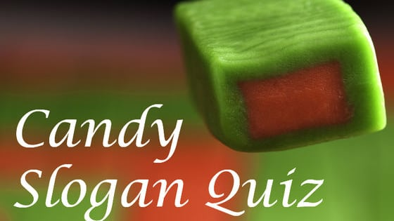 Are you a candy connoisseur with a knack for remembering slogans?  This quiz tests both your interest in candy and your ability to remember catch phrases.  In this quiz you will be asked to match the mentioned candy with its slogan.  Some of the slogans featured are more widely known than the others, so you can answer some with only a passing knowledge of candy, but can you get them all?  Can you achieve sweet victory, and earn the title of Candy Aficionado?!