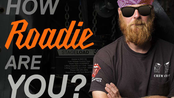 So you think you have the guts for what it takes to be a Roadie? Prove it! How many of these Roadie Slang Terms do you actually know? Take the quiz and challenge your friends. Time to roll out!