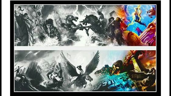 Find out who you are most like from the Heroes of Olympus series by Rick Riordan.  Based off of personality aspects and traits rather than  favorite colors or personal preferences.