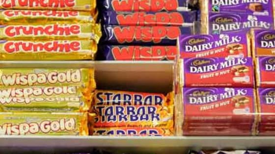 Help decide the best chocolate bar in Ireland and therefore...the world.