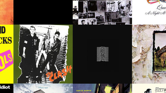 It was the decade that started with prog rock and glam and ended with punk and synth-pop. But if we pick a detail from a classic album cover from the 1970s, could you identify it?