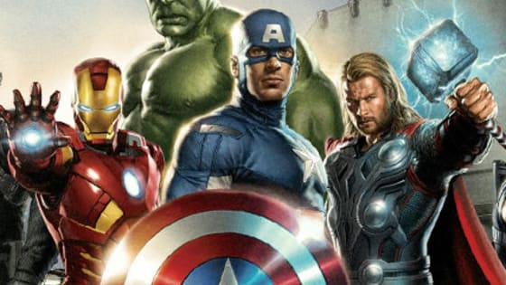 Let's see what Marvel Avenger you are!