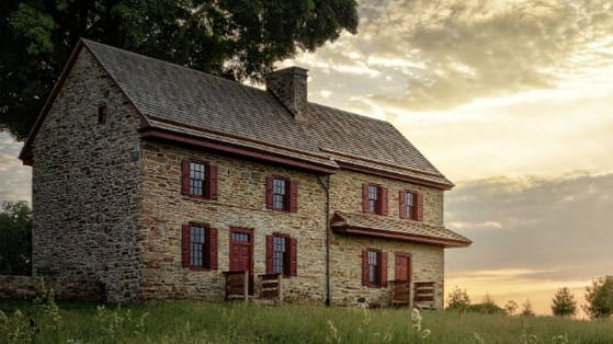 Is your dream come true a cozy stone cottage nestled amongst fields of green or a grand mansion with amazing views as far as the eye can see? Take this personality quiz to discover the old stone home style that's just right for you!