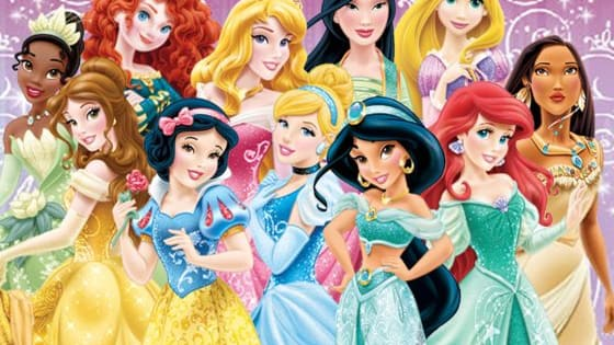 Find out the nation's favourite Disney Princess.