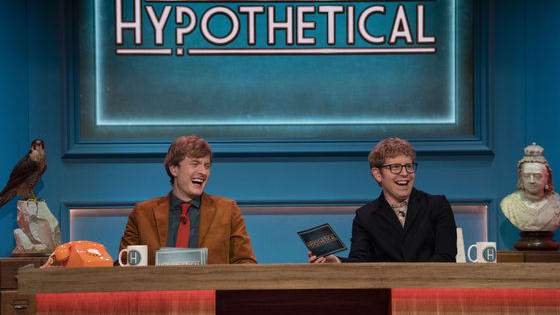 With James Acaster and Josh Widdicombe's new panel show coming to Dave, how well do you deal with hypothetical situations? Take the poll, then head on over to https://www.virginmedia.com/virgin-tv-edit for more…