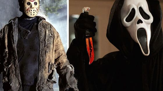 With Halloween just around the corner, we take a look at the greatest and scariest masks in horror films, but which is scariest..?