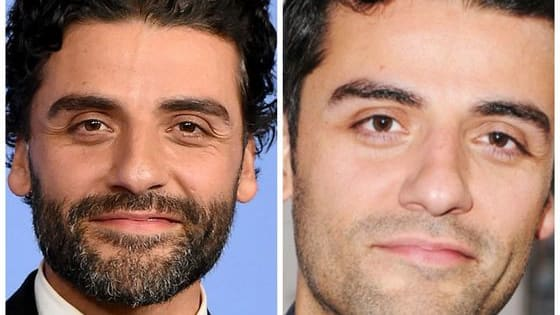 Whether he's flying through space or here on earth, here are seven reasons we're all in love with Oscar Isaac.
