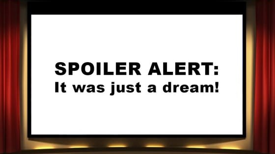 SPOILER ALERT! We tell you the spoiler ending, you name the movie its from! Got what it takes, movie fan?  CREDIT: www.ContentCreationStudios.com
