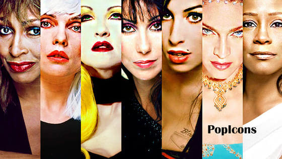 Vote for your favourite female icon!
