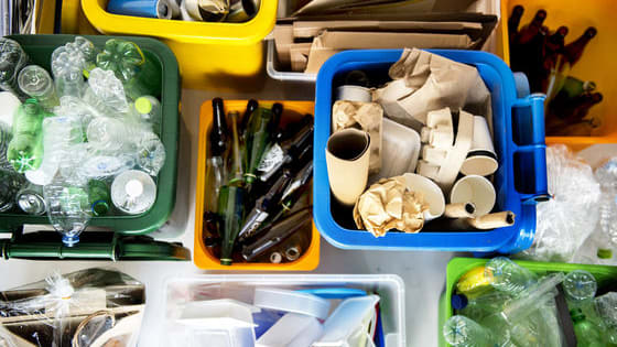 Test your knowledge on recycling and see if you can decipher what you can and cannot put in your recycling bin