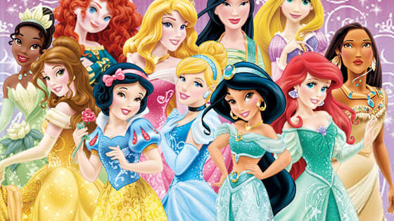 How well do you know your Disney Princesses? Here are 11 scrambled Princess Names. See how fast can you unscramble them. Have fun!!!